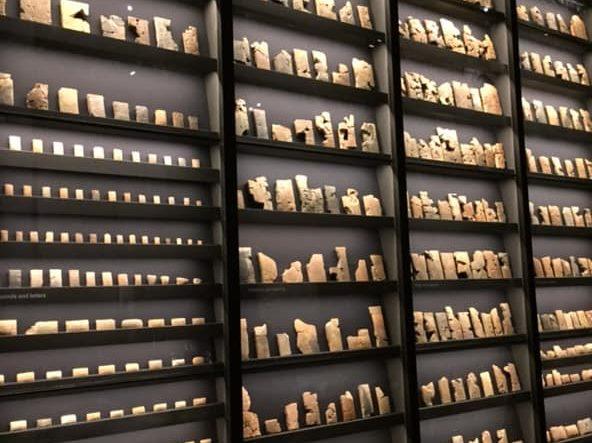 foto: Broula Barnohro Oussi - Ashurbanipals bibliotek
